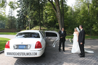Detroit Wedding Limousines