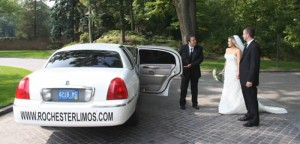 Detroit Wedding Limo Rental