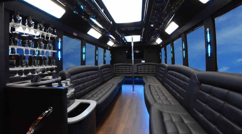 Troy Party Bus Rental