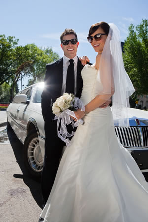 Troy Limo Rental Service for Weddings